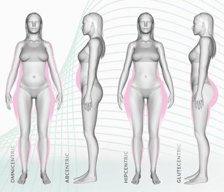 Tipos de corpos e suas principais características