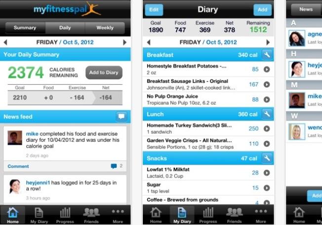 dieta_Calorie Counter
